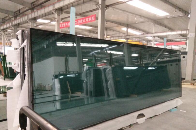 西宁12mmlow-e+15a+12mm中空幕墙玻璃