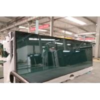 超大超长8毫米10毫米12毫米蓝灰色镀膜钢化玻璃