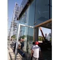 河南郑州隐框Low-E中空玻璃幕墙镀膜玻璃幕墙