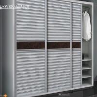 润禾-板材系列衣柜门
