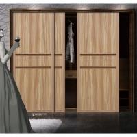 润禾-吸塑板系列衣柜门