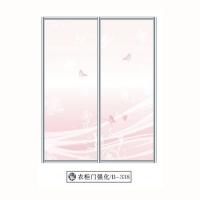润禾-强化玻璃门
