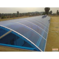 PC阳光板、PC耐力板、PC透明瓦、PVC瓦等屋面材料