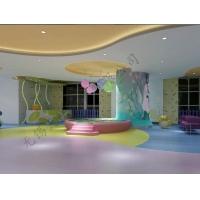无锡幼儿园专用地板 PVC室内防滑塑胶