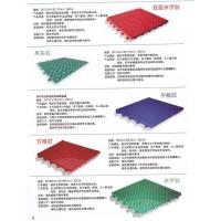 篮球网球幼儿园悬浮式拼装 塑胶地板 运动场地 地板