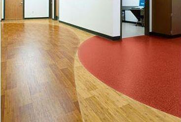 复合PVC地板的长处