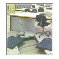 朝暉防靜電地板-全鋼活動地板