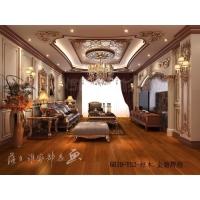 三杉地板(纯实木)—YS2桦木.金碧辉煌