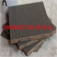 杭州木丝木纹水泥板 进口木纹板