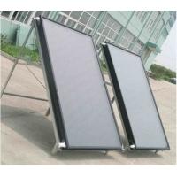 太阳能热水器,太阳能平板集热器