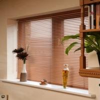转棒式百叶窗帘卧室铝百叶窗帘遮光厨房卫生间定制百叶窗
