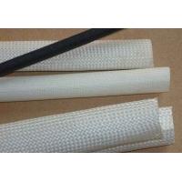 环保保耐高温矽质套管,自熄管,玻纤管,玻璃纤维管