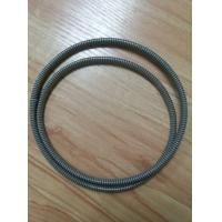 蛇纹状混编玻璃纤维管,玻纤管,自熄管,矽管