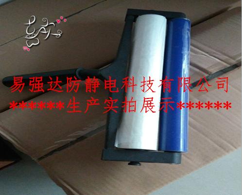 自动集尘式手动除尘滚轮12寸研发新标准