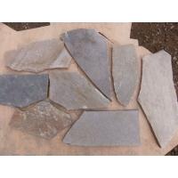 磊鑫石材供应黄木纹乱型,黄木纹乱拼