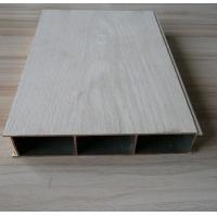 白橡木皮贴铝型材