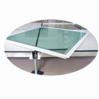 防静电玻璃地板效
