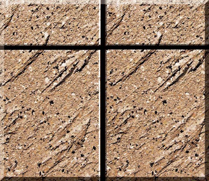 弹性硅丙岩片真石漆