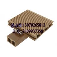 优质木塑 塑木地板安装