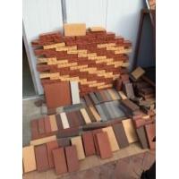 江西哪里有便宜的烧结砖园林砖烧结砖道路转盲道砖