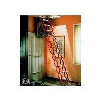 阁楼楼梯效果图