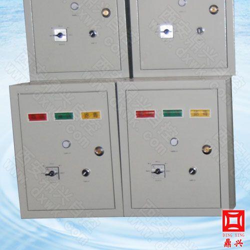 人防通风方式信号控制箱接线原理