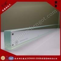 高精度500mm玻璃校准尺