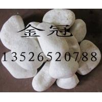 郑州优质鹅卵石滤料 园林铺路鹅卵石