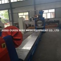 欧科焊网机,高精矿筛网设备,25微米石油滤管设备ФЩ