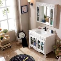 实木浴室柜 S-104/S-105