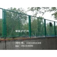 公路护栏网规格和参数 Y立柱机场护栏网