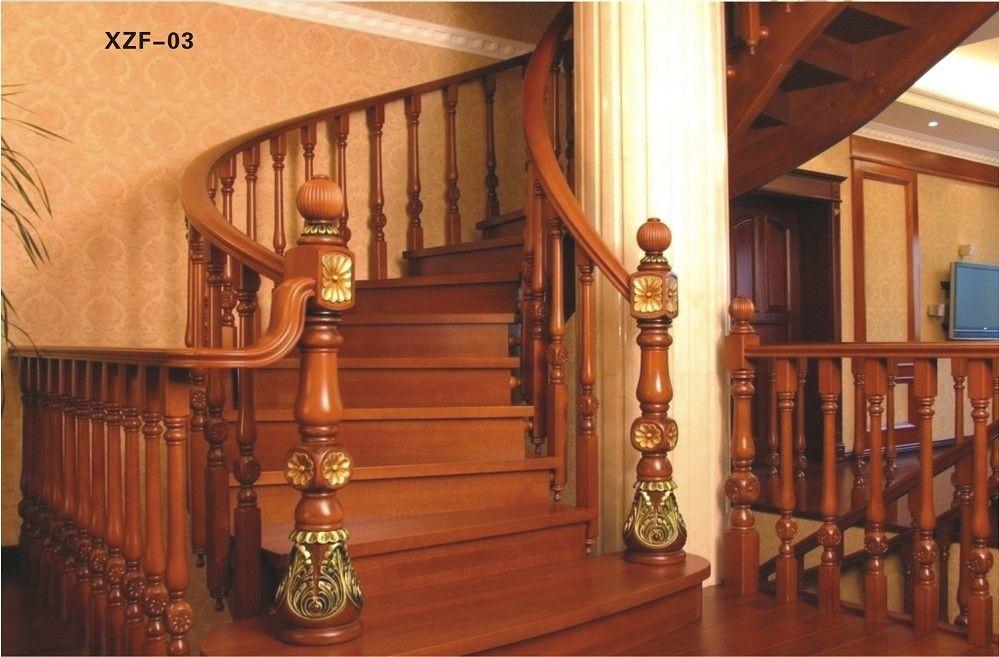 实木楼梯 - 重庆实木楼梯18323355788