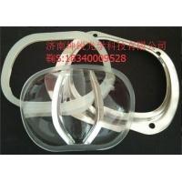 坤锐大功率LED路灯透镜玻璃/95偏光玻璃透镜