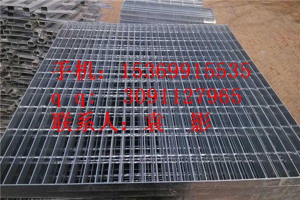 平台网格板经销商供应赣江脱硫塔热镀锌网格板