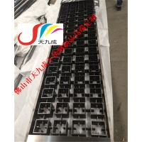 上海黑钛不锈钢屏风,厦门黑钛不锈钢屏风