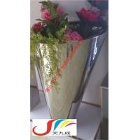 玫瑰金圆形不锈钢花盆,长方形不锈钢花箱