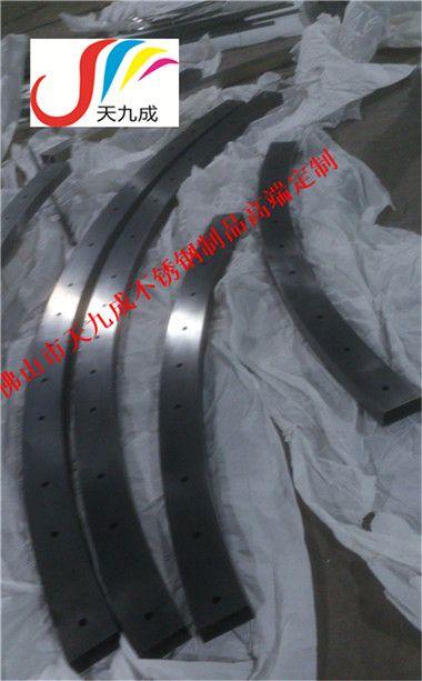 黑钛不锈钢装饰线条,深圳酒店装饰金属线条加工