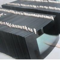 5mm拱形电壁炉玻璃