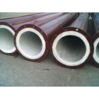 生产供应 碳钢衬塑管道 化工管道 来件加工衬塑 优氟