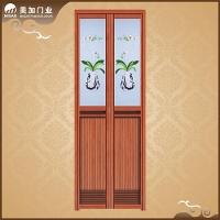 折叠门2385、广东木门、广东铝门、原木门、实木门、豪华门