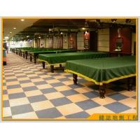 上海台球厅方块地毯  上海台球厅地毯厂家   上海方块地毯厂