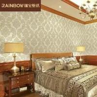 云南昆明墙纸壁画-专业贴墙纸