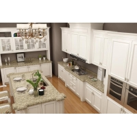 批发 价格 直销家居-欧式整体厨房橱柜壁柜