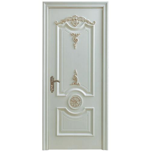 实木门套装门原木门复合门烤漆门卧室门室内门白色门
