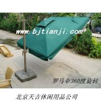 单边双顶遮阳伞有窗有边TJS-7005C