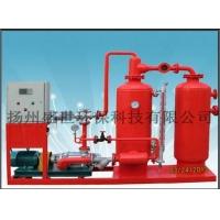 长期供应蒸汽冷凝水回收设备