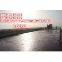 三涂amp-100二阶反应型桥面防水涂料