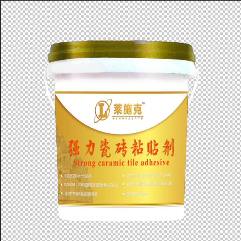 十大品牌强力瓷砖粘结剂10公斤的多少钱一桶