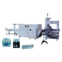 科盛包裝機械—無托盤(單推)自動套膜封口熱收縮包裝機