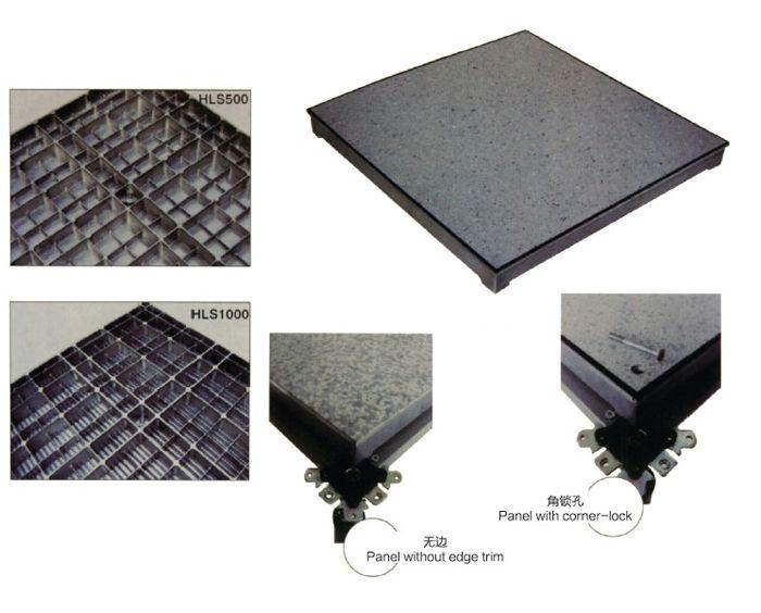 规格:西安木芯防静电地板